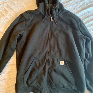 Carhartt Jackets & Coats - Carhartt Zip-up Jacket with Hood
